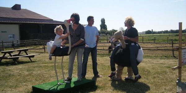 Anniversaires à la ferme