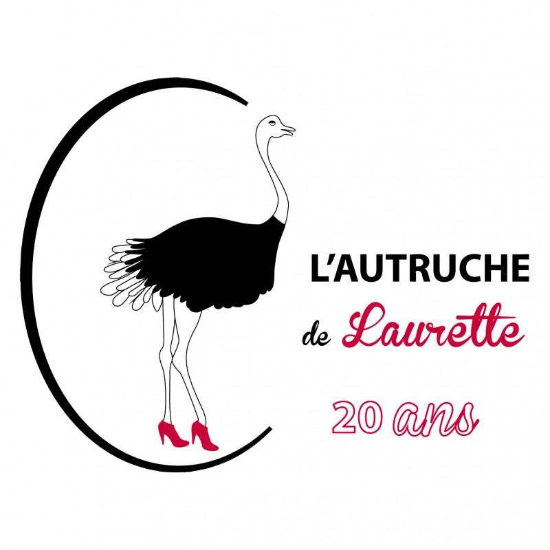 L'autruche de Laurette à fêtée ses 20 ans !
